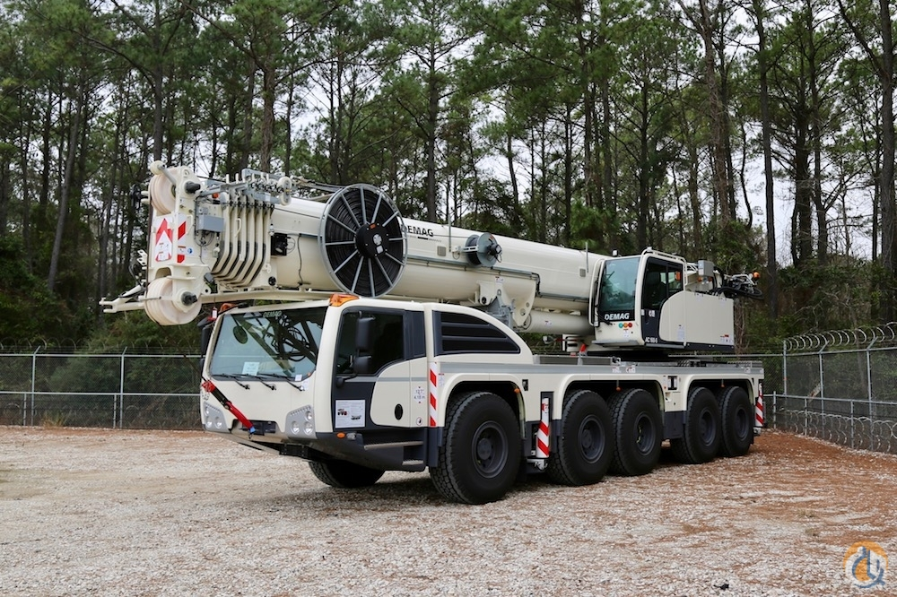 New 2020 Demag AC 160-5 all terrain crane Crane for Sale in Houston Texas on CraneNetwork.com