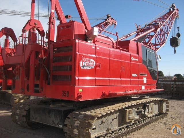 2013 Manitowoc 11000-1 Crane for Sale on CraneNetwork.com
