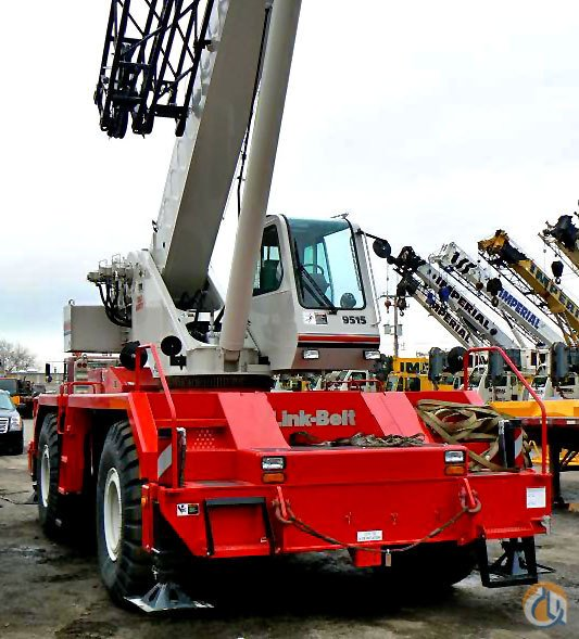 PRICE JUST REDUCED on 50-Ton RT Crane Crane for Sale or Rent in Bridgeview Illinois on CraneNetworkcom