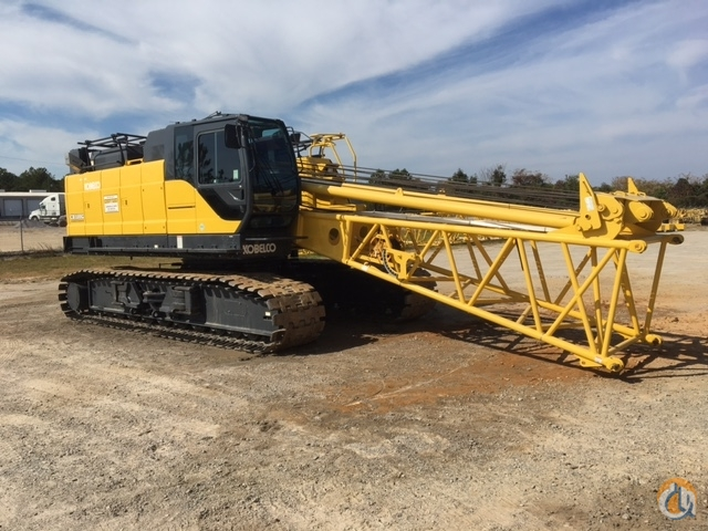 2014 Kobelco CK1100G Crane for Sale in Columbia South Carolina on CraneNetwork.com