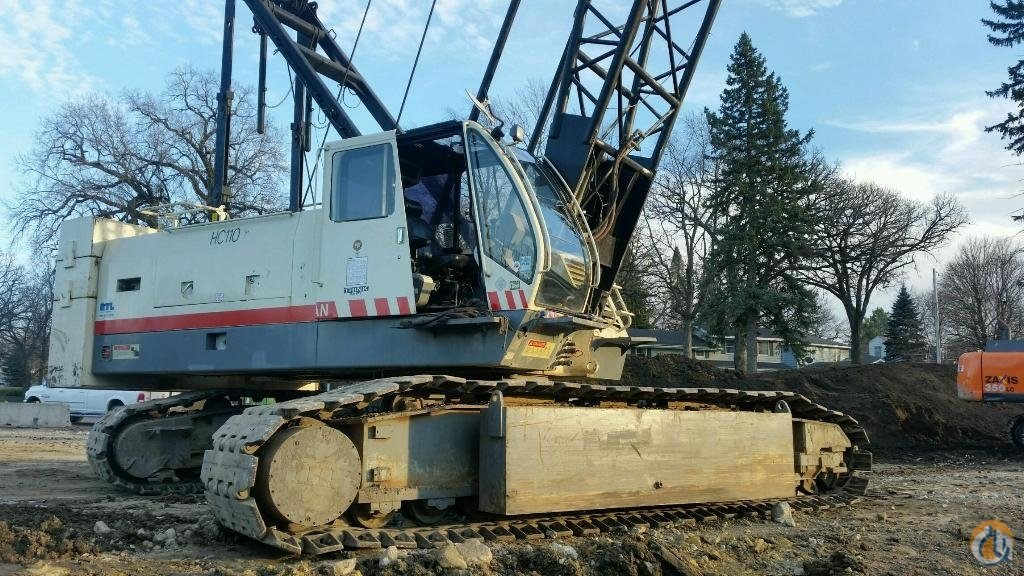 2004 Terex HC110 Crane for Sale on CraneNetworkcom