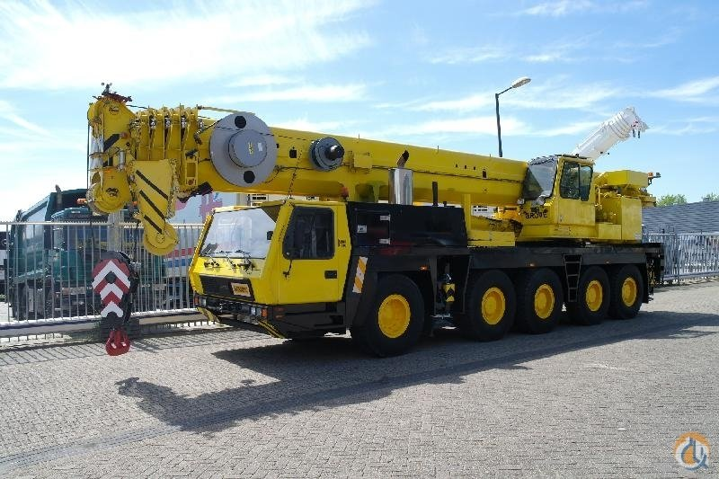 Grove GMK 51002004 Crane for Sale on CraneNetworkcom