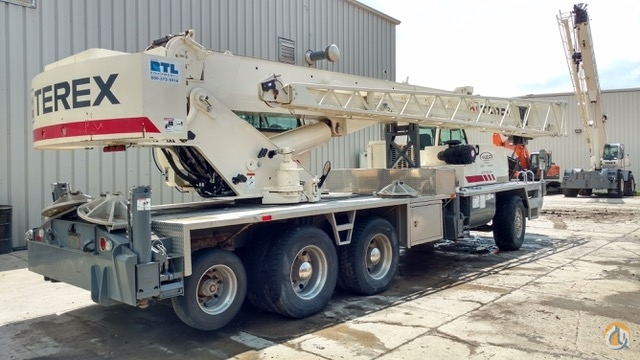 2011 Terex T340-1XL Crane for Sale on CraneNetworkcom