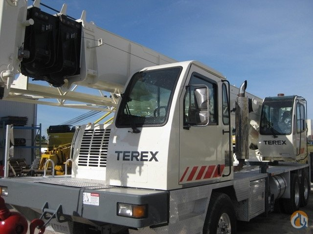 2006 Terex T340 Crane for Sale on CraneNetwork.com