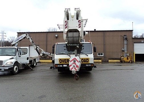 Grove GMK6300 Crane for Sale in Pittsburgh Pennsylvania on CraneNetwork.com