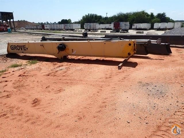 2006 Grove RT535E 35-Ton Capacity Rough Terrain Crane Crane for Sale in Brewton Alabama on CraneNetwork.com