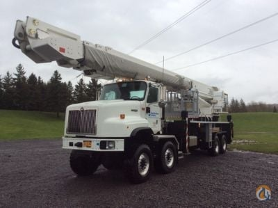 Sold 2007 International 5600i 6x6 Crane for  in Rome New York on CraneNetwork.com
