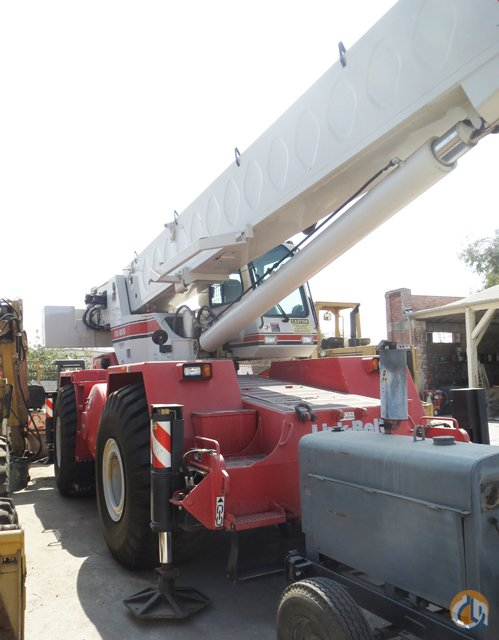 2005 Link-Belt RTC 8075 Rough Terrain Crane for Sale on CraneNetwork.com