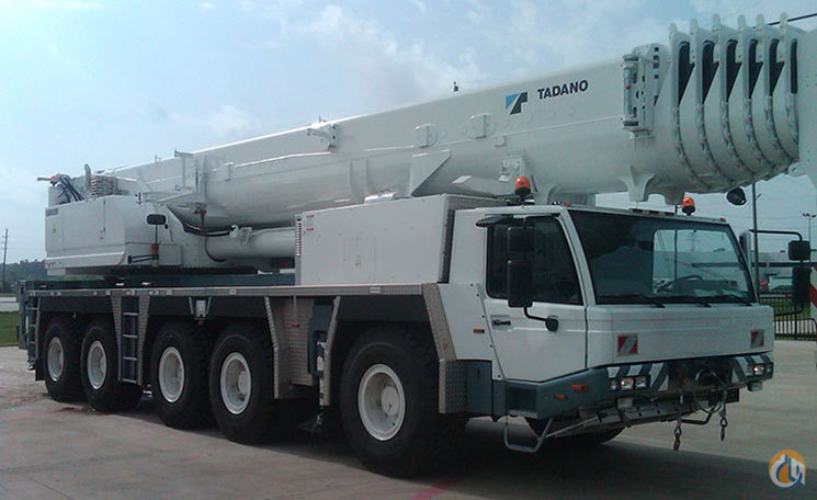 Sold 2016 Tadano ATF 220G-5 Crane for  in Solon Ohio on CraneNetwork.com