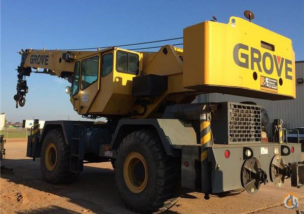 Grove RT650E Crane for Sale in Bossier City Louisiana on CraneNetworkcom