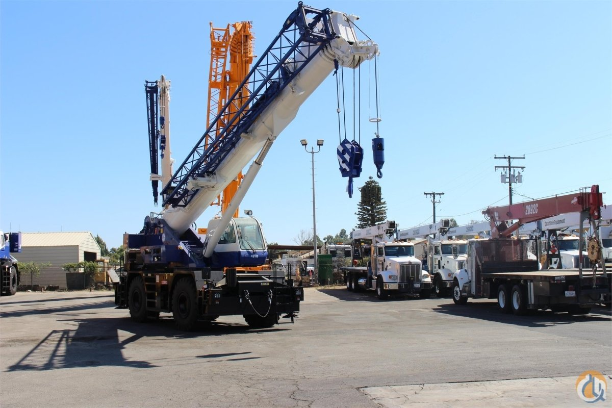 2016 TADANO GR550XL-2 Crane for Sale or Rent in Santa Ana California on CraneNetwork.com