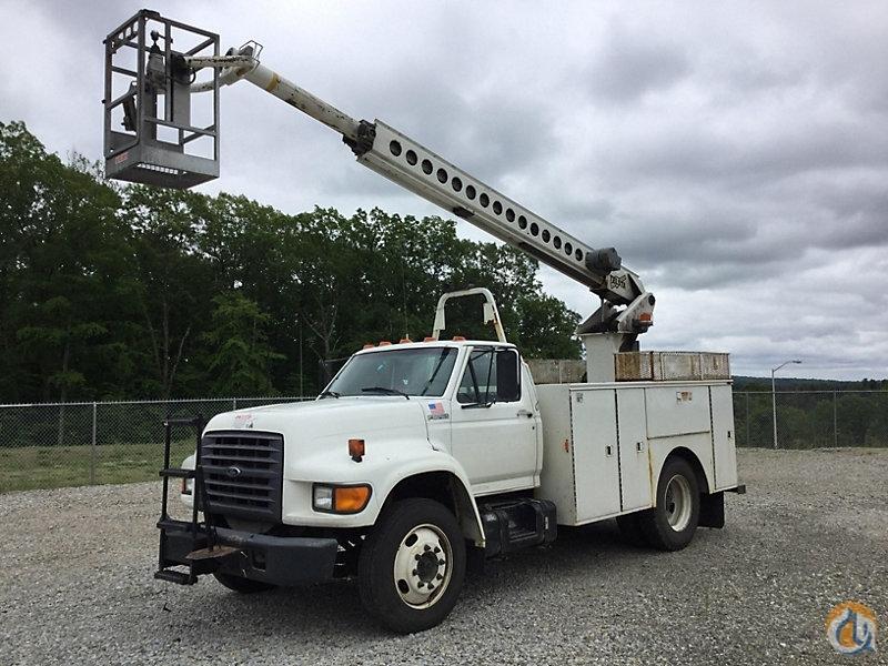 Sold MTI EU34CM Crane for in Shrewsbury Massachusetts on