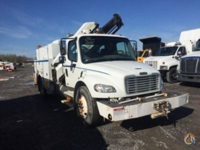 2007 Freightliner M2 106 Crane for Sale in Rome New York on CraneNetworkcom