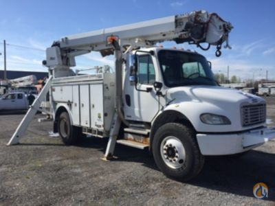 Sold 2005 Altec M2 106 Crane for  in Rome New York on CraneNetwork.com