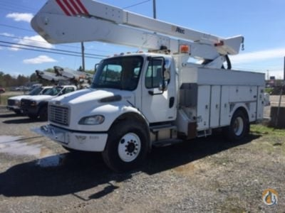 2005 Altec M2 106 Crane for Sale in Rome New York on CraneNetworkcom