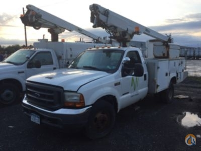 Sold 2001 Altec AT200-A Crane for  in Rome New York on CraneNetwork.com