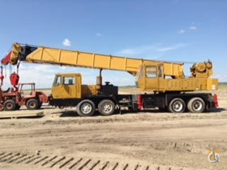 1973 Grove TMS375 LP Crane for Sale on CraneNetwork.com