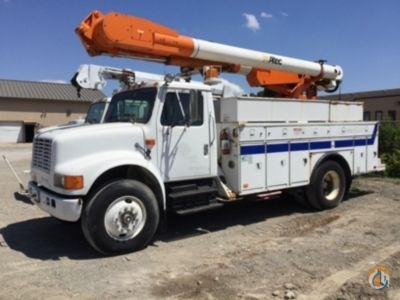 Sold 1993 Altec 4900 Crane for  in South Beloit Illinois on CraneNetwork.com