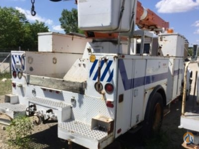 Sold 1993 Altec 4900 Crane for  in South Beloit Illinois on CraneNetworkcom