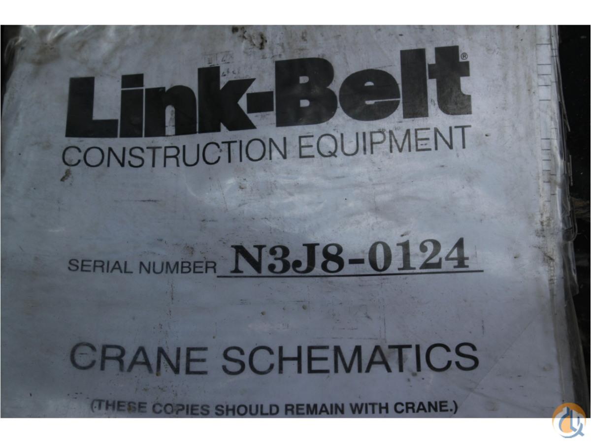 2008 Link Belt Htt 8690 Hydraulic Truck Crane For Sale On Hyster H80xl Wiring Diagram