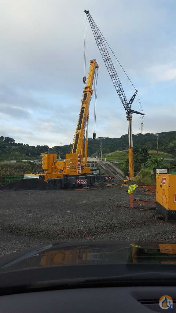 1988 LIEBHERR LTM 1800 Crane for Sale on CraneNetworkcom