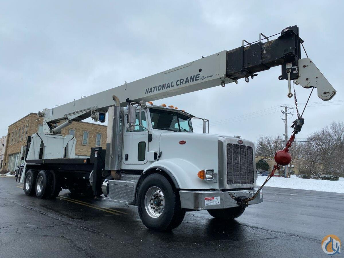 2012 National 9125AWL Crane for Sale in Solon Ohio on CraneNetwork.com