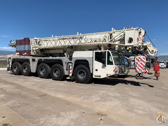 2008 Demag AC140 Crane for Sale on CraneNetwork.com