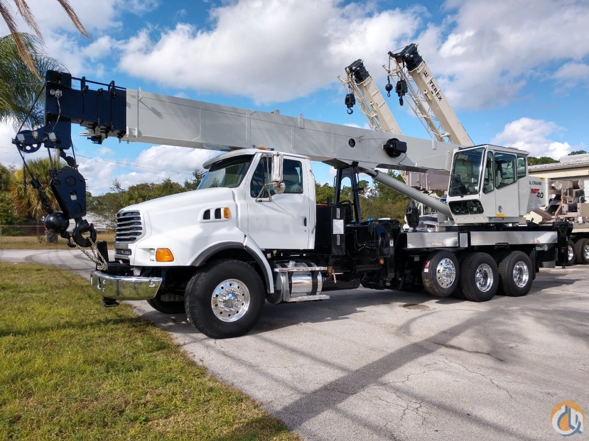 2007 NATIONAL 18127 FLORIDA 2 WINCH AC127 Crane for Sale in Fort Pierce Florida on CraneNetwork.com