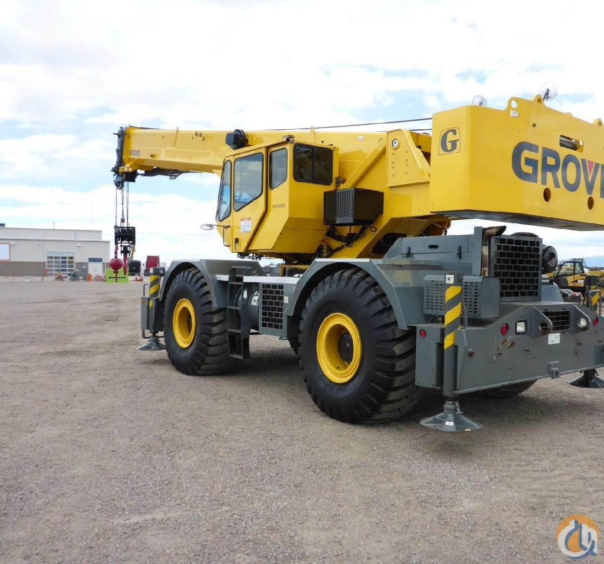 2008 GROVE RT700E Crane for Sale in Lewisville Texas on CraneNetwork.com