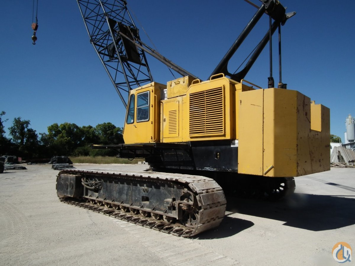 1982 Lima 770 HC Crane for Sale in Lexington Kentucky on CraneNetworkcom