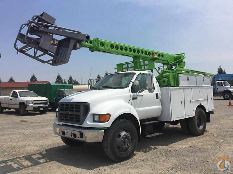 Sold MTI T38-E Crane for in Wright City Missouri on