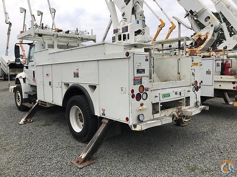 Sold Altec AA600-MH Crane for in Concord North Carolina on