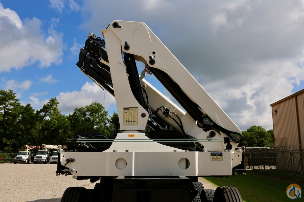 New 2014 IMT 17117 SL knuckle boom unmounted Crane for Sale in Houston Texas on CraneNetworkcom