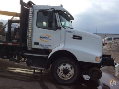 Sold 2007 Volvo VHD Crane for  in Concord North Carolina on CraneNetwork.com
