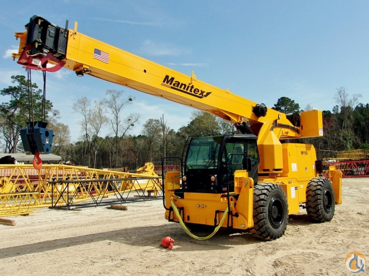 NEW MANITEX M-150 Crane for Sale in Winona Minnesota on CraneNetwork.com