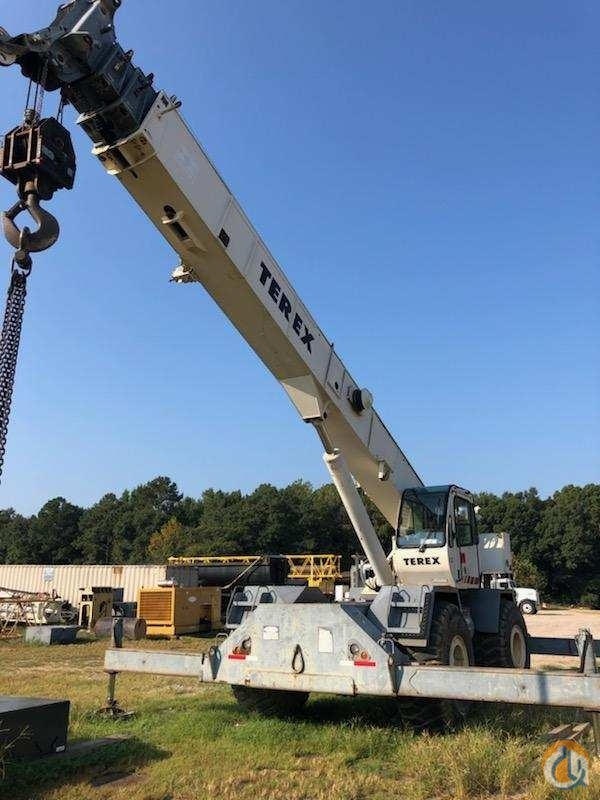 2000 Terex RT450 Crane for Sale in Savannah Georgia on CraneNetwork.com