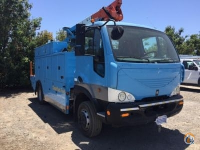 Sold 2011 Altec AT37-G Crane for  in Wright City Missouri on CraneNetwork.com