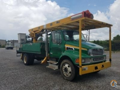 Sold 2003 Altec LRV-55 Crane for  in Wright City Missouri on CraneNetwork.com