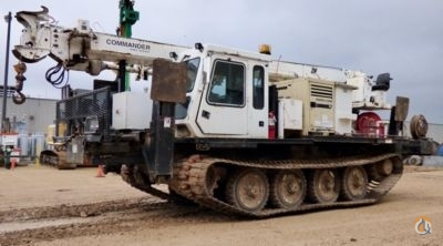 Sold 2000 Laurin Inc. Soft Track ST-15T Crane for  in South Beloit Illinois on CraneNetwork.com
