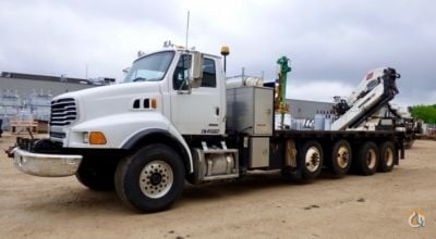 Sold 2002 Sterling LT9500 Crane for  in South Beloit Illinois on CraneNetwork.com