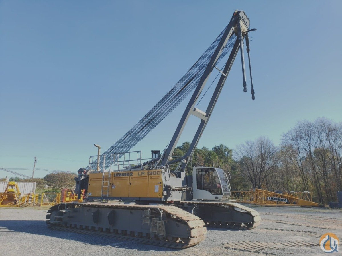 2018 LIEBHERR LR1300-SX Crane for Sale on CraneNetwork.com