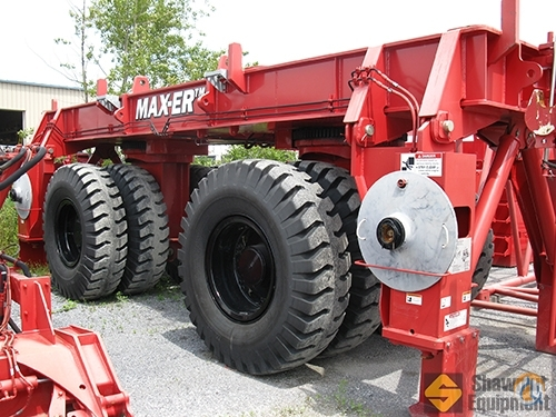 2007 Manitowoc 16000 Maxer Crane for Sale in Saint John New Brunswick on CraneNetworkcom