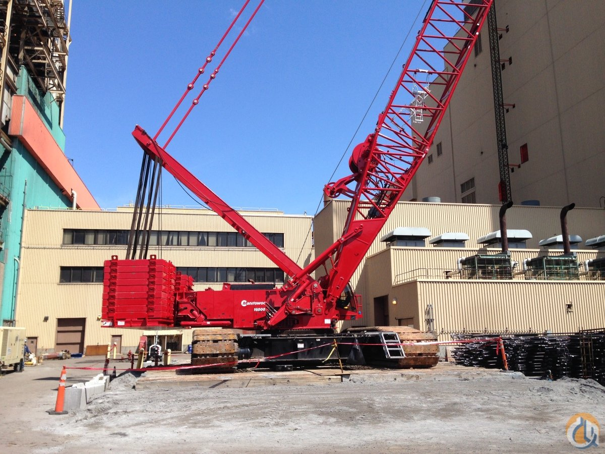 2013 MANITOWOC 16000 Crane for Sale in Billings Montana on CraneNetwork.com
