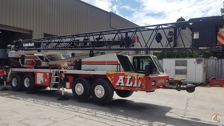Link-Belt HTC8675LB For Sale Crane for Sale or Rent in Austell Georgia on CraneNetwork.com
