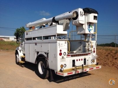 Sold 2004 Altec 4300 Crane for  in Concord North Carolina on CraneNetwork.com