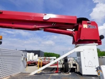 Sold 2013 Altec 4400 DuraStar Crane for  in South Beloit Illinois on CraneNetworkcom