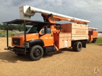 Sold 2008 Altec C7500 Crane for  in Wright City Missouri on CraneNetwork.com