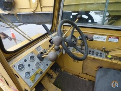 Sold 1981 Grove RT522 22-Ton 4x4 Crane for  in South Beloit Illinois on CraneNetworkcom