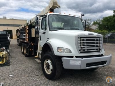 Sold 2010 Freightliner M2-112 TA Crane for  in Concord North Carolina on CraneNetwork.com