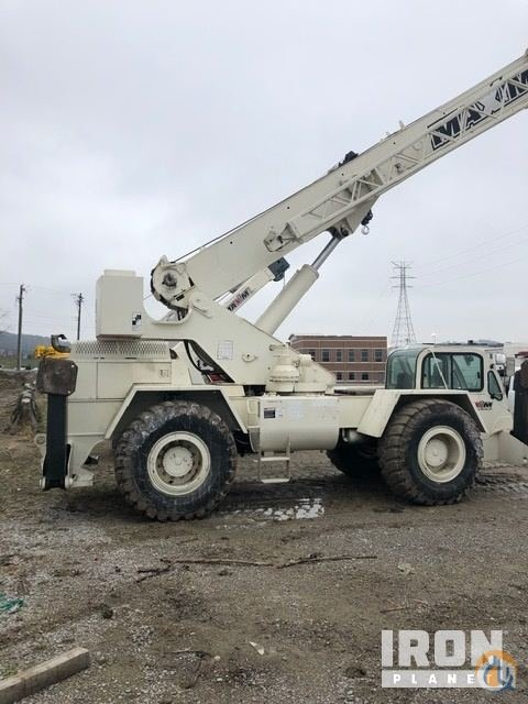 Sold 1999 Lorain CD225 Rough Terrain Crane Crane for  in Azalea Park Florida on CraneNetwork.com